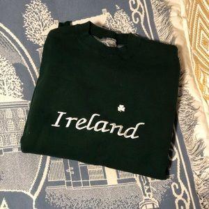 Ireland Crew Neck Sweater